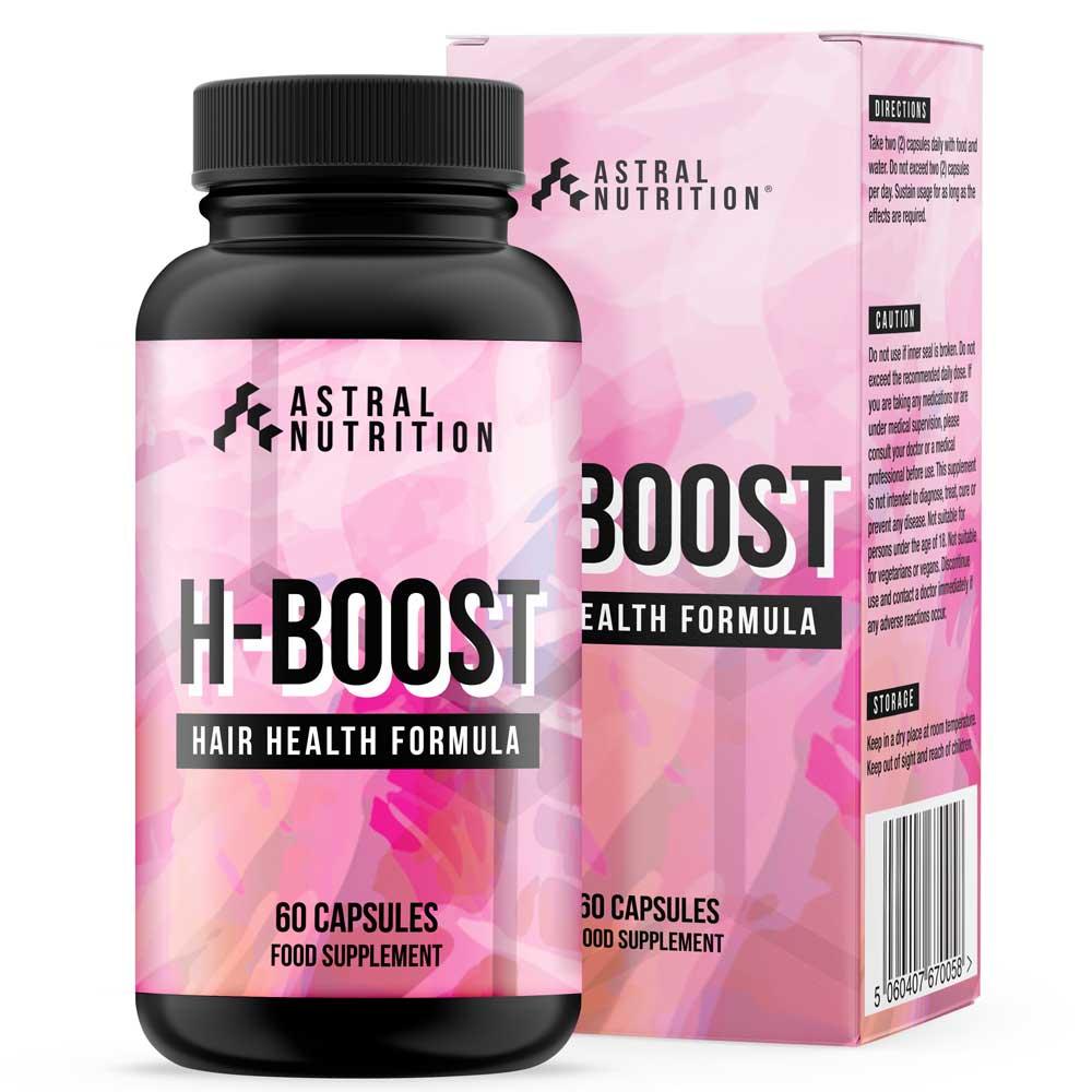 H-Boost Hair Health Formula Product Image