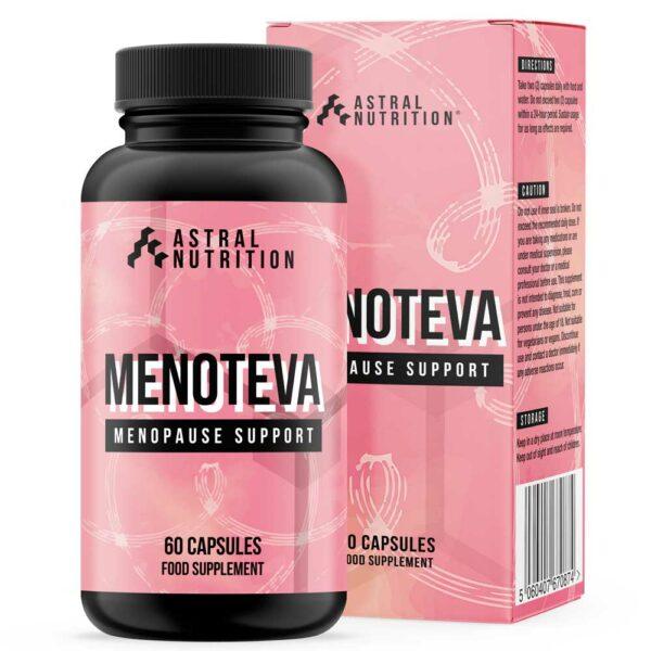 Menoteva Menopause Support Product Image