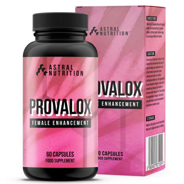 Provalox Female Enhancement Formula Product Image