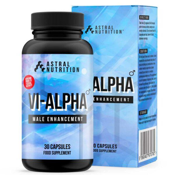 Vi-Alpha Male Enhancement Formula Product Image
